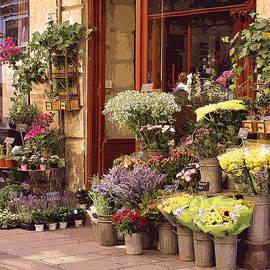 Maureen Tillman - The Flower Vendor