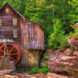 Gregory Ballos - The Glade Creek Grist Mill