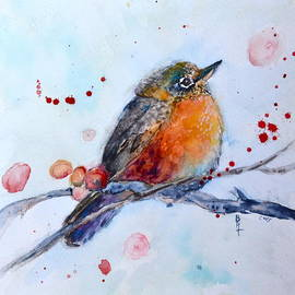 Beverley Harper Tinsley - Young Robin