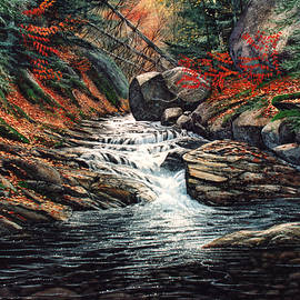 Frank Wilson - Autumn Brook