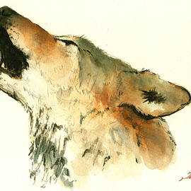 Howling wolf - Juan  Bosco