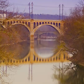 Bill Cannon - Manayunk Bridge
