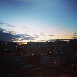 Dmitry Vinogradov - #sunset