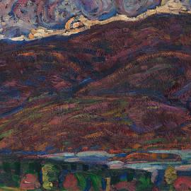 Marsden Hartley - Autumn Color