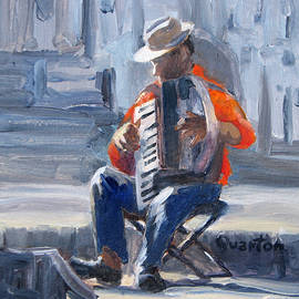 Lori Quarton - Accordion Man