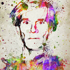 Aged Pixel - Andy Warhol in Color