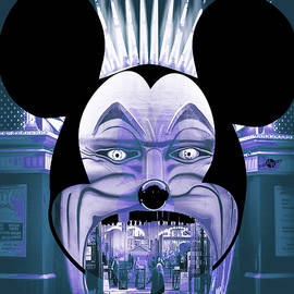 Tony Rubino - Dismal World Alternate Disney Universe 4