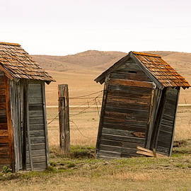 Grant Groberg - Dueling Outhouses