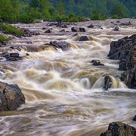 Great Falls of the Potomac River - Rick Berk