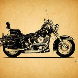 Harley Davidson FLSTC 1994 - Mark Rogan