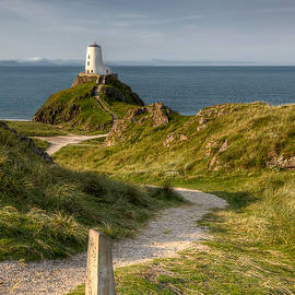 Adrian Evans - Lighthouse Twr Mawr