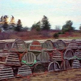 Jeff Kolker - Lobster Traps
