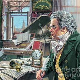 Roger Payne - Ludwig van Beethoven