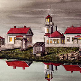 James Lyman - Mukilteo Lighthouse