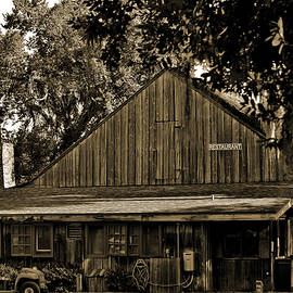 DigiArt Diaries by Vicky B Fuller - Old Spanish Sugar Mill Sepia
