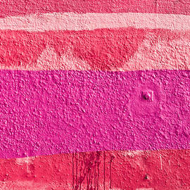 Painted wall - Tom Gowanlock