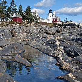Glenn Gordon - Pemaquid Point Lighthouse Maine 8