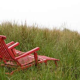 Carol Hathaway - Red Chairs