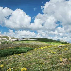 John Bartelt - Sawatch Range in Central Colorado.