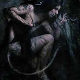 Shadow veil II - Cambion Art