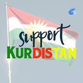 Celestial Images - Support Kurdistan Poster 2