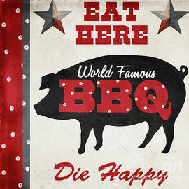 Texas Barbecue II - Mindy Sommers