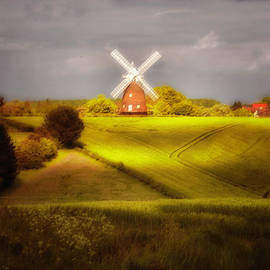 Jack Torcello - Thaxted Mill on the Hill Essex UK