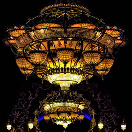 Endre Balogh - The Chandelier At Romanov