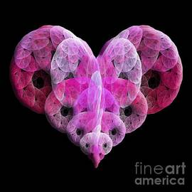Andee Design - The Pink Heart