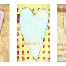 Three Hearts - Carol Leigh