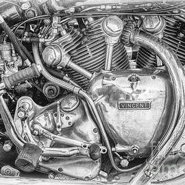 Vintage Vincent Engine - Tim Gainey