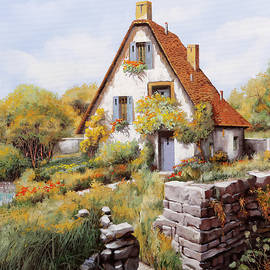 cottage by Guido Borelli