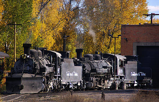 Robert Lozen - CUMBRES AND TOLTEC RAILROAD