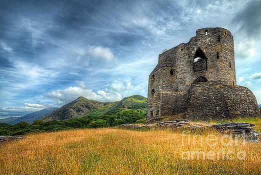 Adrian Evans - Dolbadarn Castle