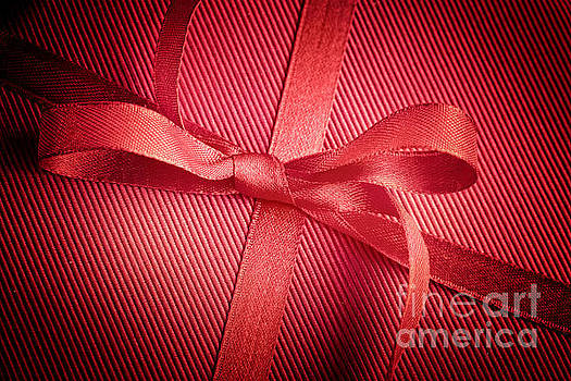 Mythja  Photography - Red bow on present