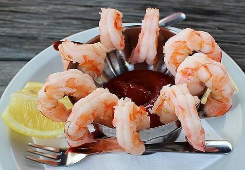 Paulette Thomas - Shrimp Cocktail