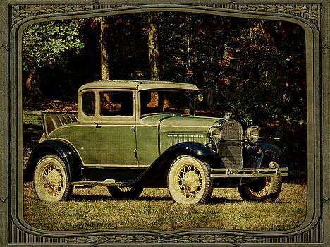 Pamela Phelps - 1931 Rumble Seat Classic
