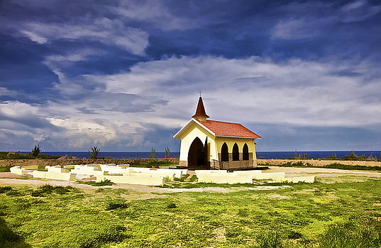 David Letts - Chapel by the Sea
