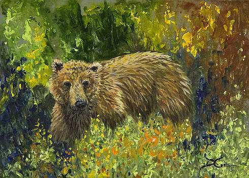 Dee Carpenter - Grizzly Study 2