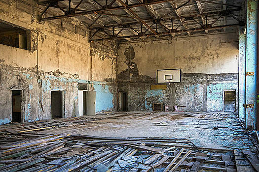 Matt Create - Abandoned Gym Pripyat