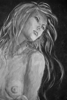 Nik Helbig - Andromeda Grayscale