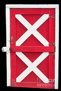 Gunter Nezhoda - Barn Door