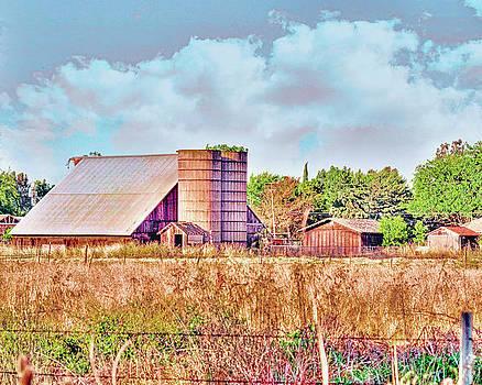 William Havle - Barn On Interstate 5 EF