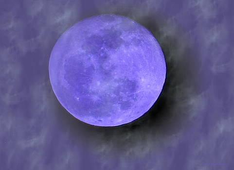 Joyce Dickens - Blue Moon 02 26 13