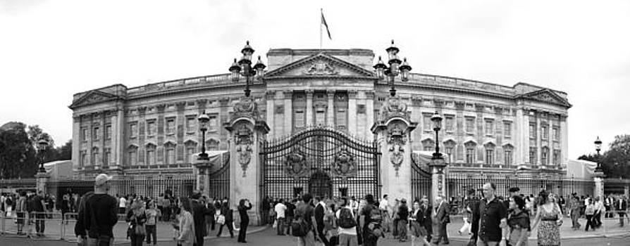 Svetlana Sewell - Buckingham Palace
