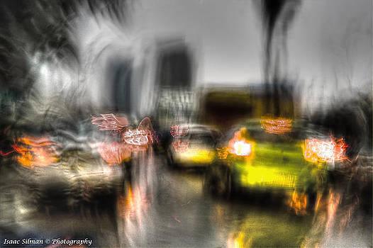 Isaac Silman - Car distortion