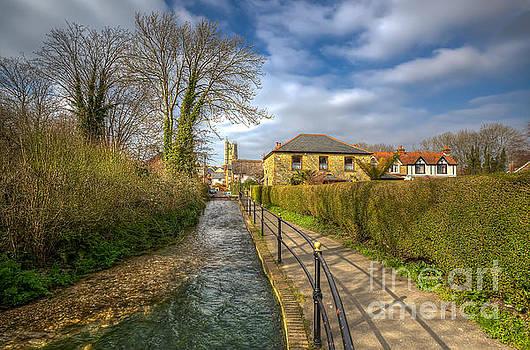 English Landscapes - Castle Street Ford