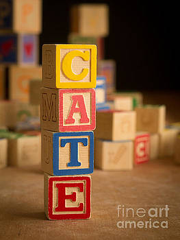 Edward Fielding - CATE - Alphabet Blocks