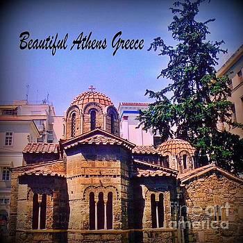 John Malone - Church in Beautiful Athens