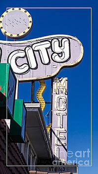 Edward Fielding - City Motel Las Vegas